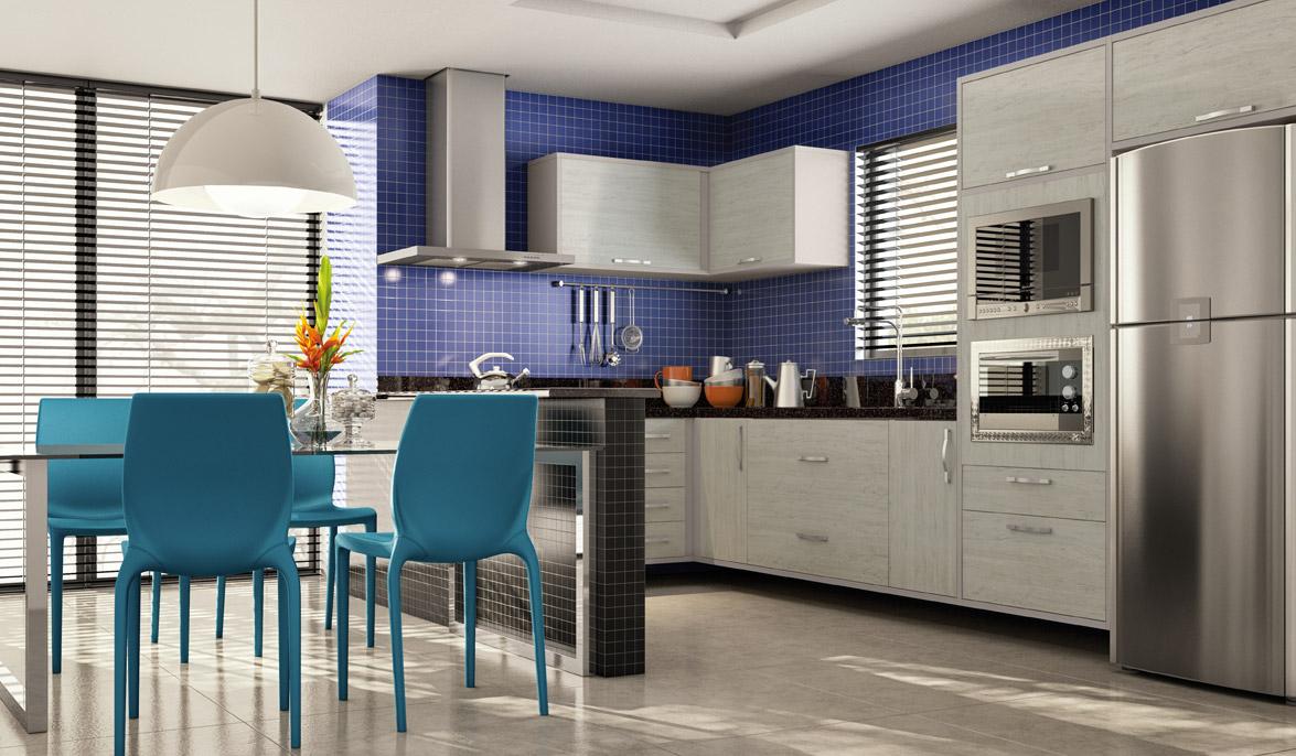 Cozinha Americana Projetos Exclusivos Bella Kaza Bella Kaza