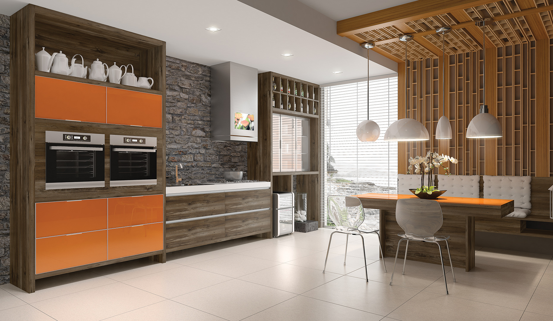 móveis planejados na casa